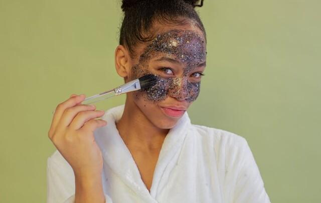 exfoliación de la piel